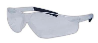 Clear Lens Safety Glasses w/1.5 Diopter / Pair