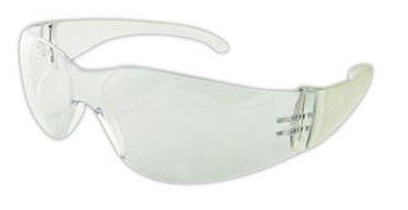 Clear Anti-Fog Lens Safety Glasses / Pair